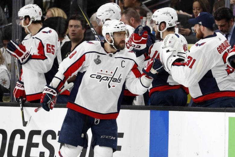 Capitals move to brink of maiden Stanley Cup triumph