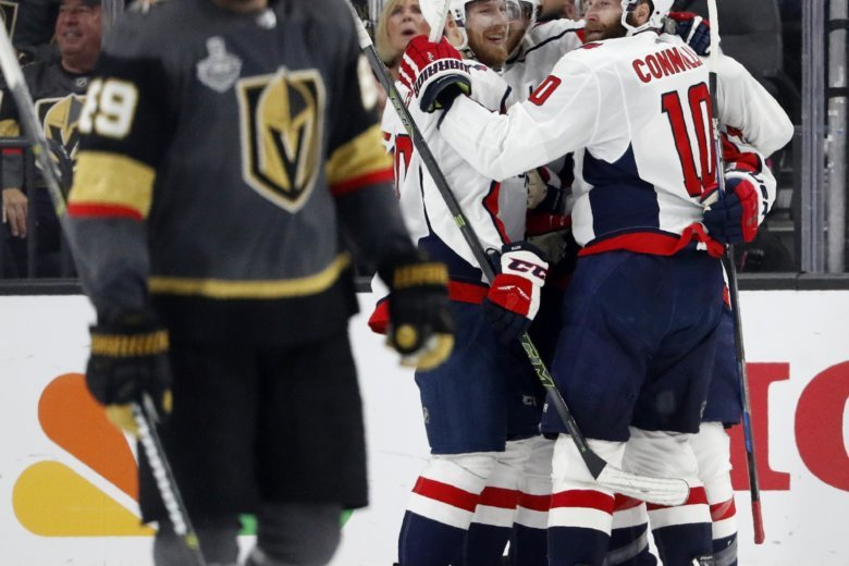 Knights outworked by Capitals in Game 2 5a0f3b8f996
