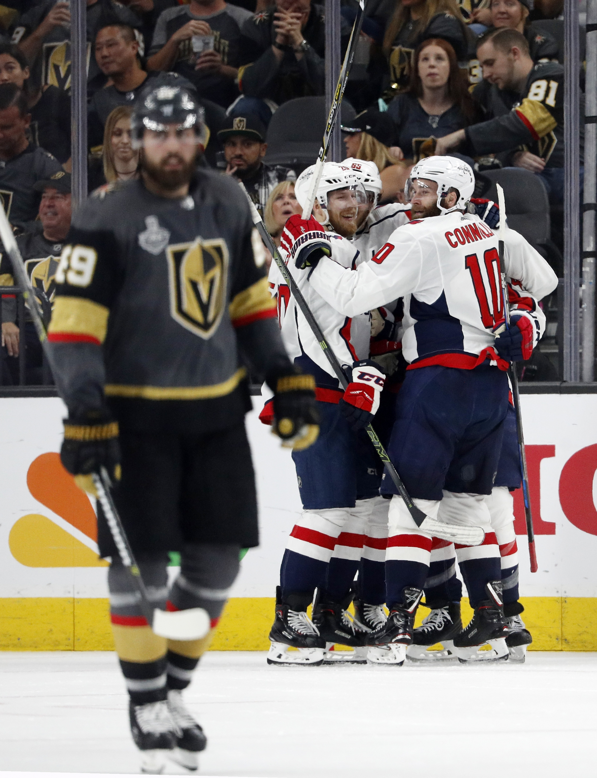 6898f23c6 Knights outworked by Capitals in Game 2
