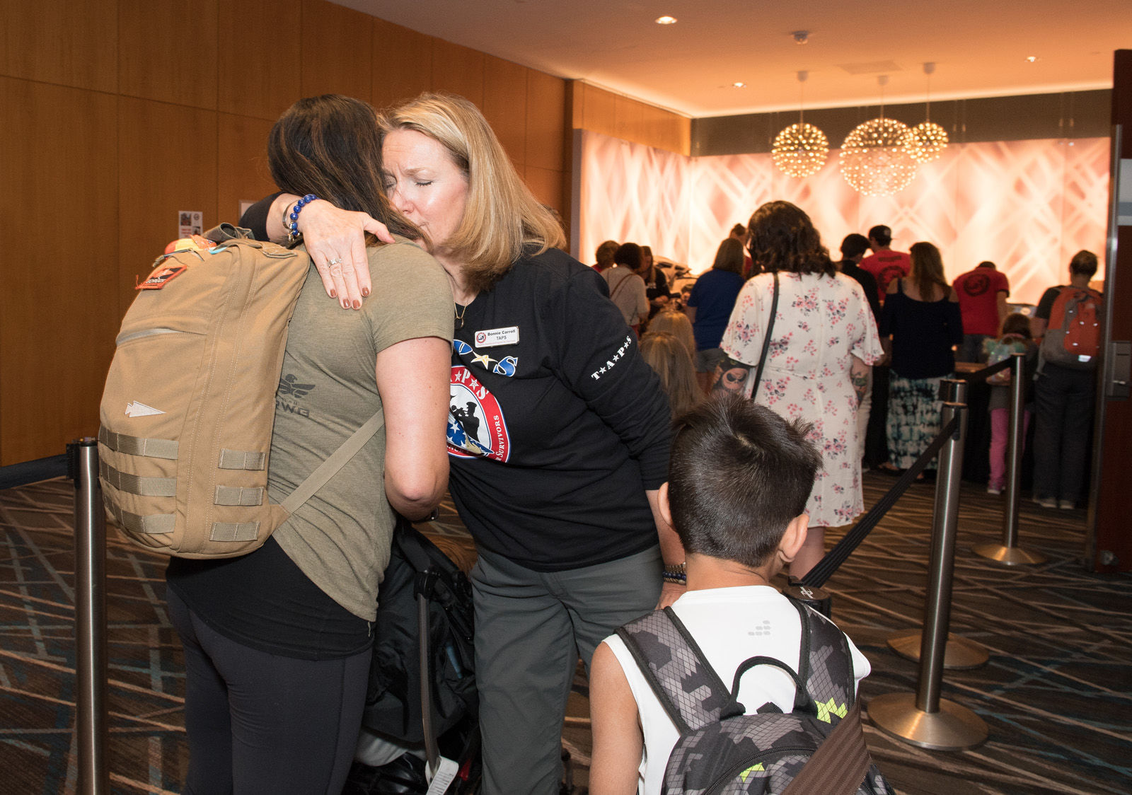 The Tragedy Assistance Program for Survivors (TAPS) hosted their annual National Military Survivor Seminar and  Good Grief Camp in Arlington, Va., May 24-28. (U.S. Army photos by Staff Sgt. Brandy N. Mejia)