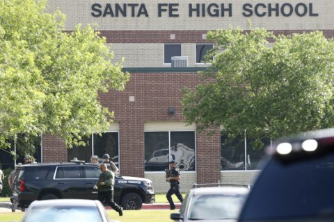 The Hunt: The Texas high school gunman's other weapons
