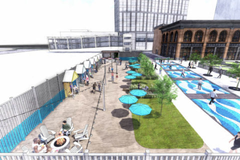 North Bethesda to get a 'beach'
