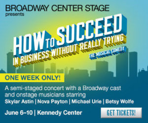 Win tickets to see How to Succeed In Business Without Really