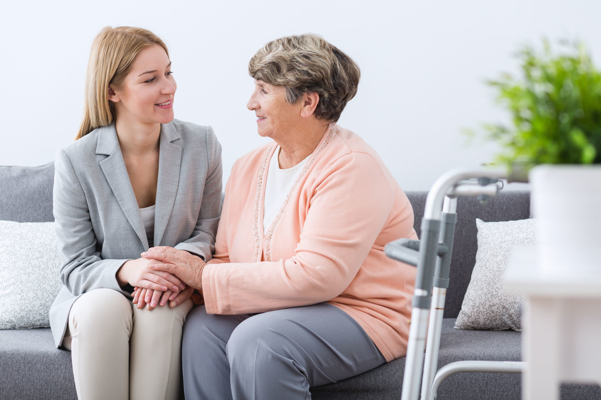 Caregiver Connection: Alzheimer's vs. normal aging