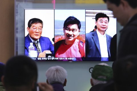 Fairfax Co. native among 3 released from N. Korea