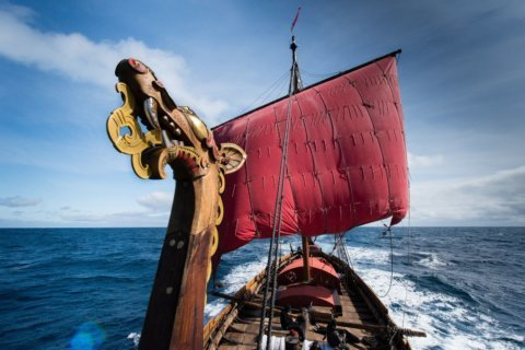 World's largest Viking ship will visit The Wharf in October