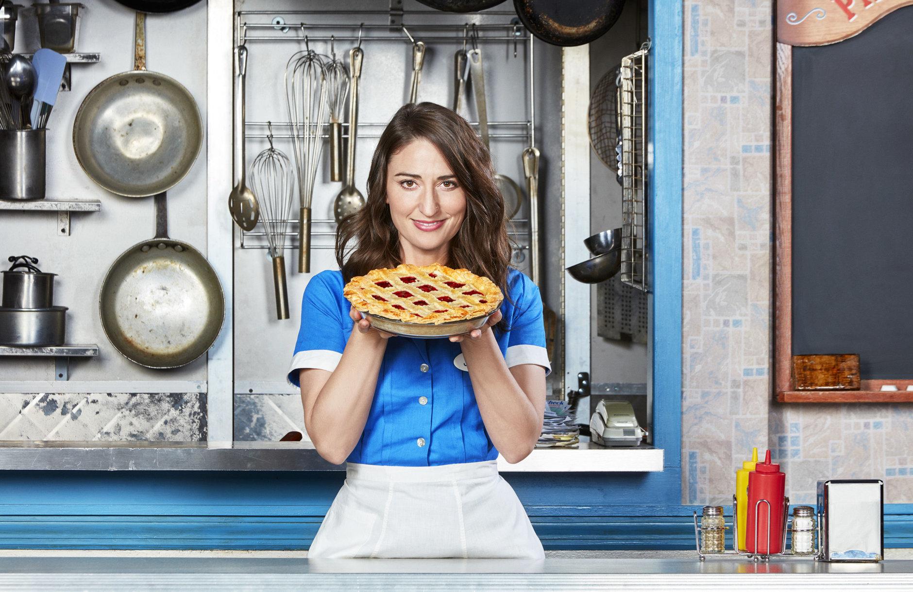 """Sara Bareilles presents """"Waitress."""" (Josh Lehrer)"""