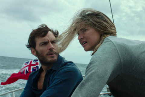 Movie Review: Shailene Woodley shows her survival skills in 'Adrift'