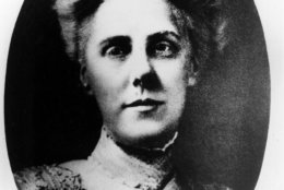 This is an undated picture of Anna Jarvis, from Grafton, West Virginia, who promoted and achieved the proclamation of Mother's Day as a national holiday, in honor of her mother, Anna Marie Reeves Jarvis. (AP Photo)