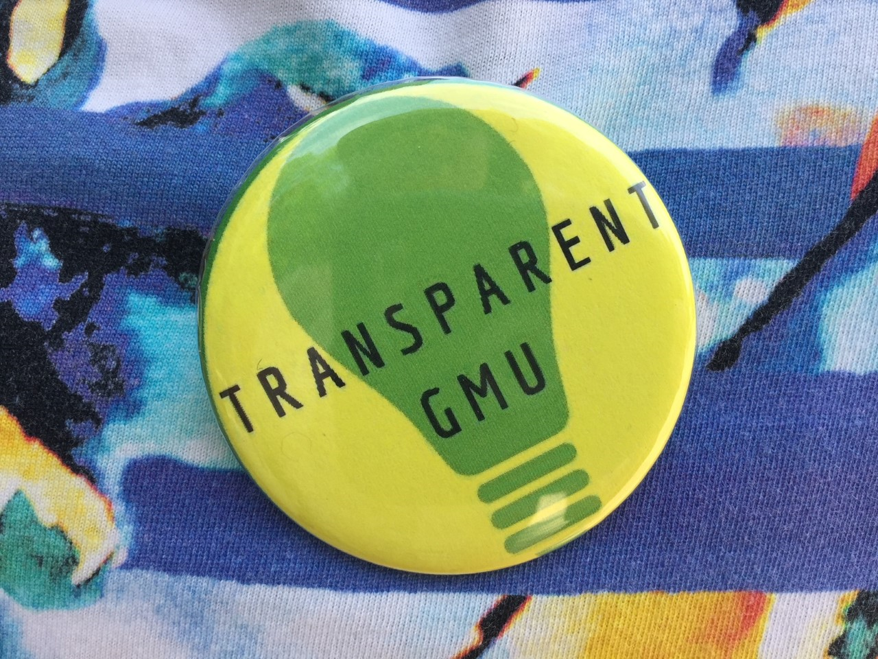 The student-led group Transparent GMU is suing the George Mason University Foundation in an effort to get it to release records of donations and donor agreements. (WTOP/Kristi King)