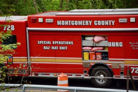 Road reopened after fuel spill in Montgomery Co. (Photos)