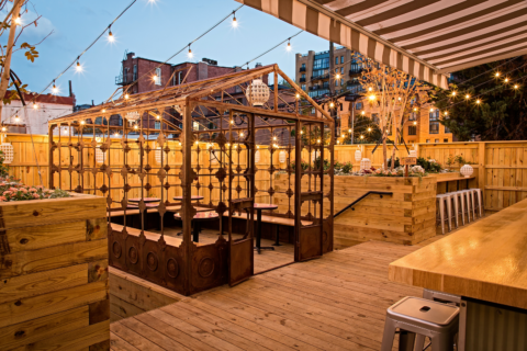 Patio pleasures: Some of the best outdoor dining in DC