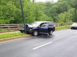 Woman dies after Montgomery Co. crash, 6 injured