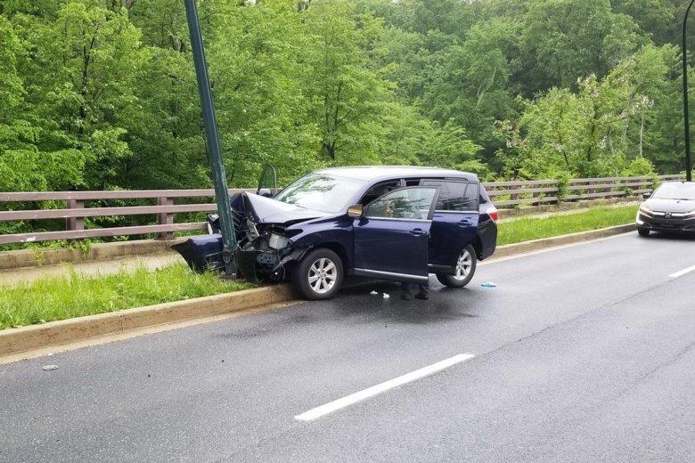 7 injured in Montgomery Co. crash