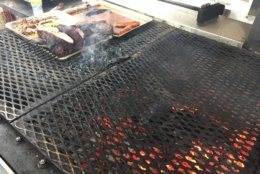 Chaps pit beef BBQ. (WTOP/John Domen)