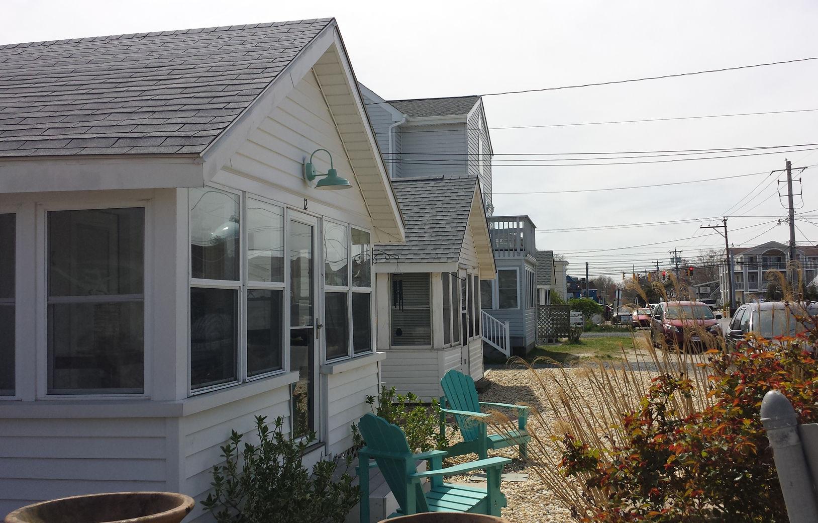 dewey beach cottages