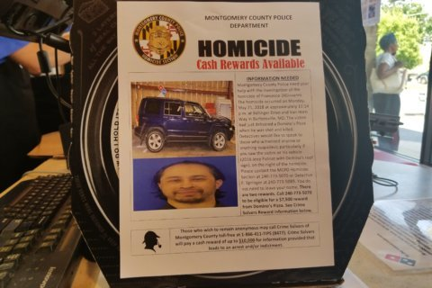 Montgomery Co. Domino's puts flyers with orders asking for info on driver's shooting