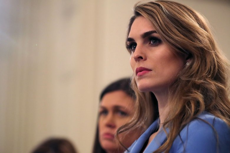 Former Trump aide Hicks joins Fox as communications chief