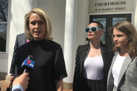 Judge finds probable cause in Rose McGowan's Va. drug case