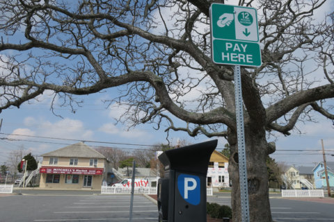 Worried about parking in Ocean City? Drivers can now 'pay by plate'