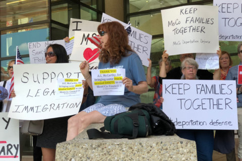 Montgomery Co. approves $370,000 in aid for residents facing deportation