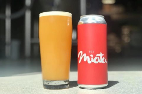Beer of the Week:  The Veil Brewing Co. Red Miata IPA