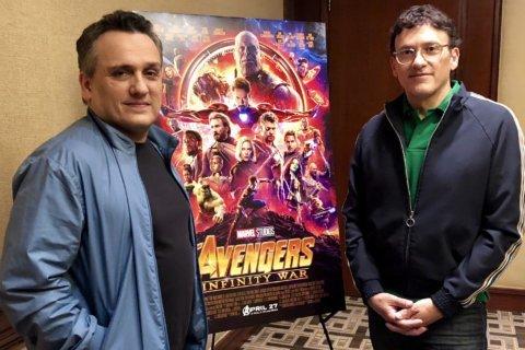 'Infinity War' directors Joe & Anthony Russo share 'Avengers' secrets (Q&A)