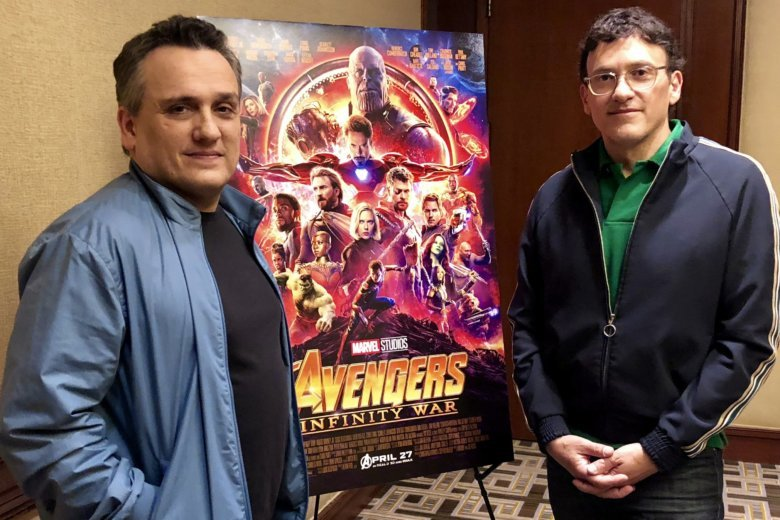 Joe Russo and Anthony Russo, directors of Infinity War Saga