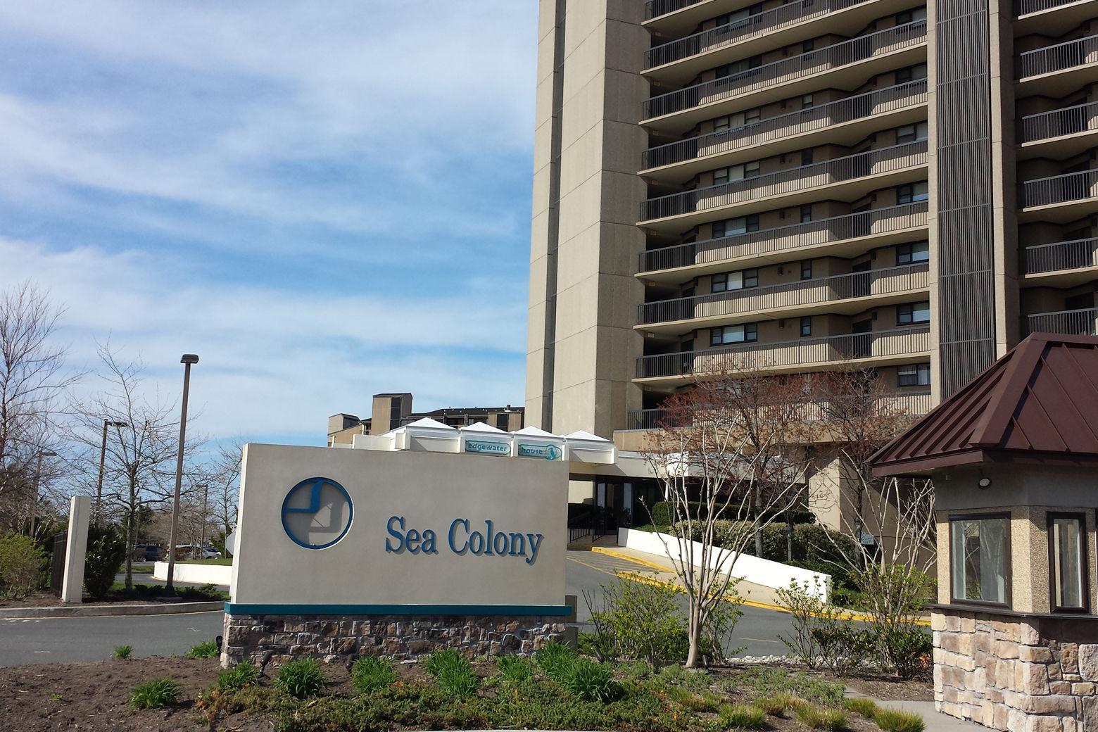 photo shows Sea Colony in Bethany