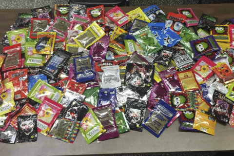 Md. health officials warn of potentially life-threatening additive in 'fake weed'
