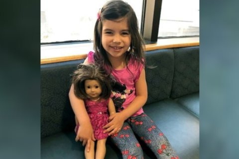 5-year-old girl and American Girl doll have matching scars, thanks to work of doctors