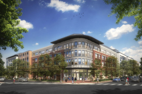 Capitol Hill gets its Safeway back; developer breaks ground