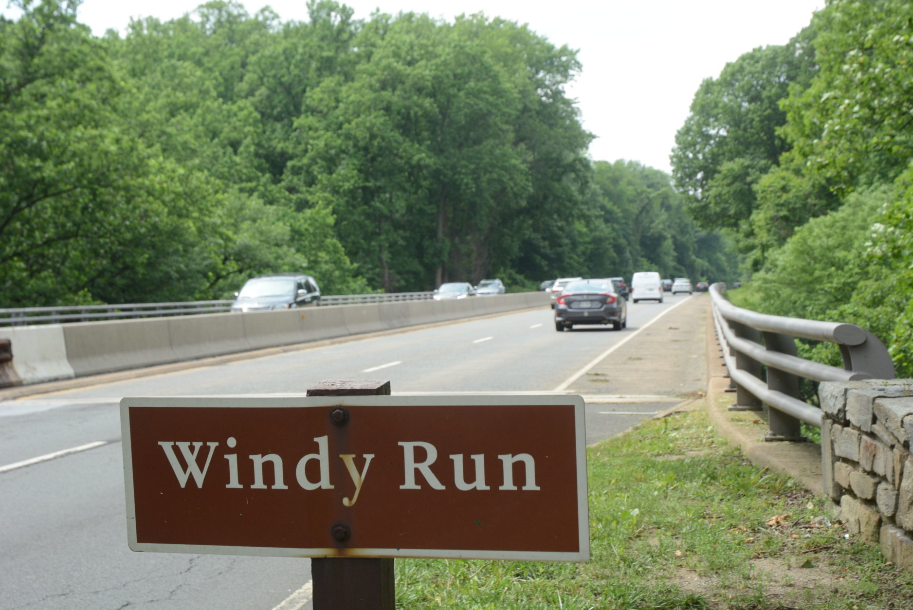 Windy Run GW Pkwy Dildine