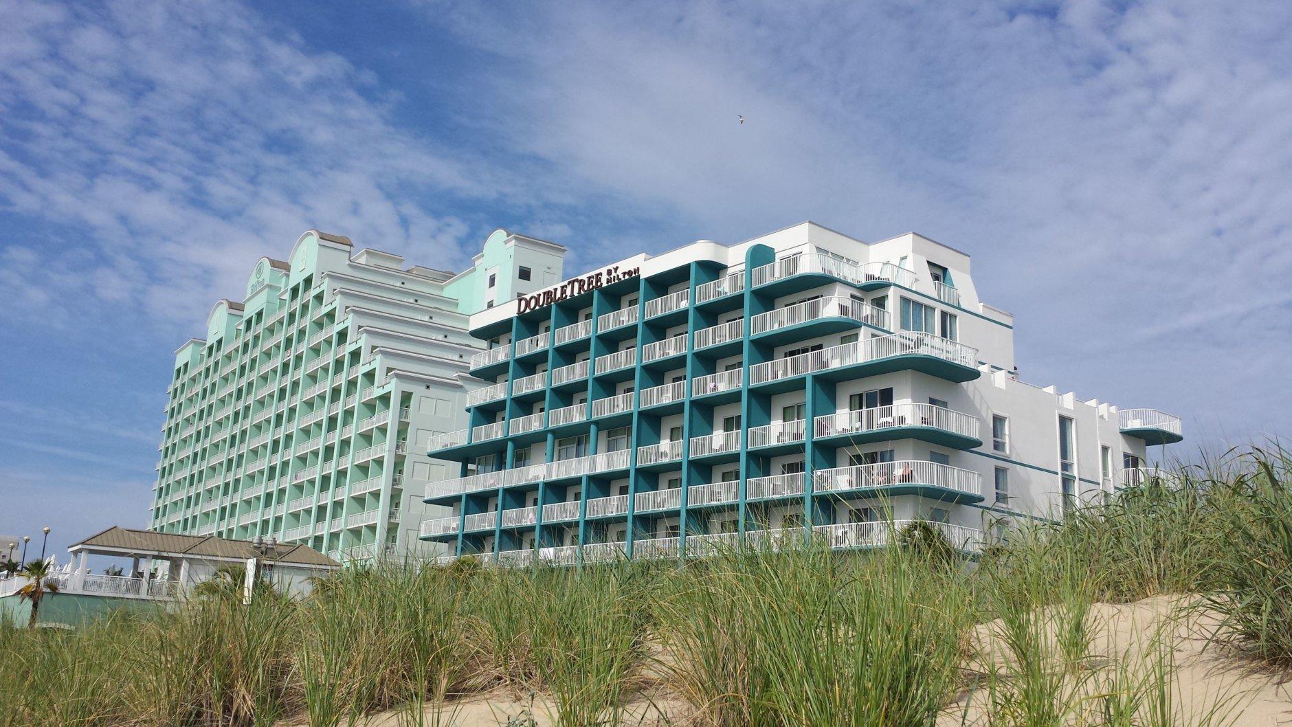 Doubletree Ocean City (WTOP/Colleen Kelleher)