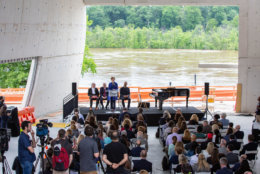 The Kennedy Center's REACH expansion will have high ceilings and floor-to-ceiling views. (Yassine El Mansouri)