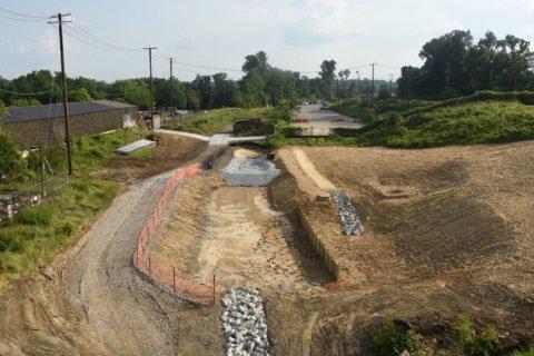 Purple Line pain: Project moving, but it will mean a 6-month bridge detour