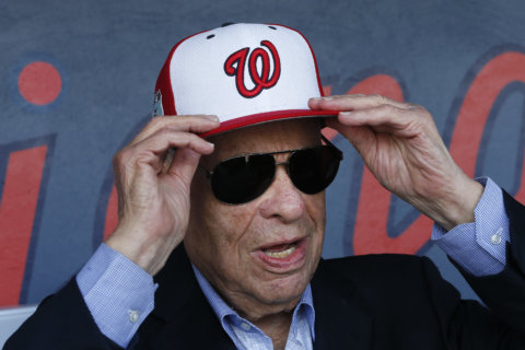 Ted Lerner steps down as Nationals' managing principal owner