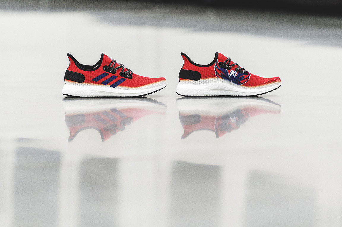 A limited number of the shoes are for sale to the general public for $200 on the Adidas website. (Courtesy Adidas)