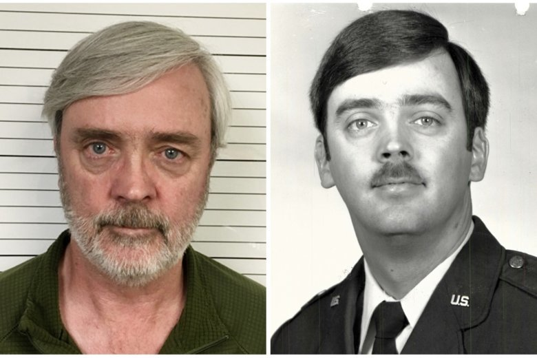 Alleged 1983 Air Force Deserter Found Living in California