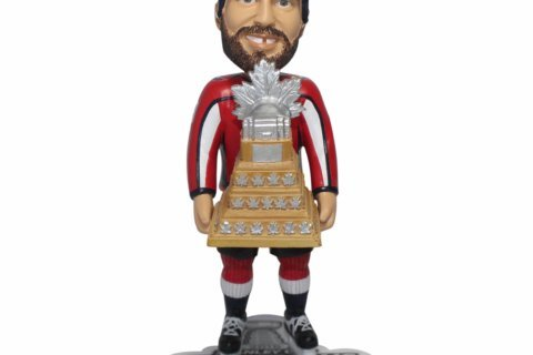 Looking for a 42-inch Alex Ovechkin bobblehead? Yep, they got that