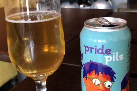Beer of the Week: DC Brau Pride Pils