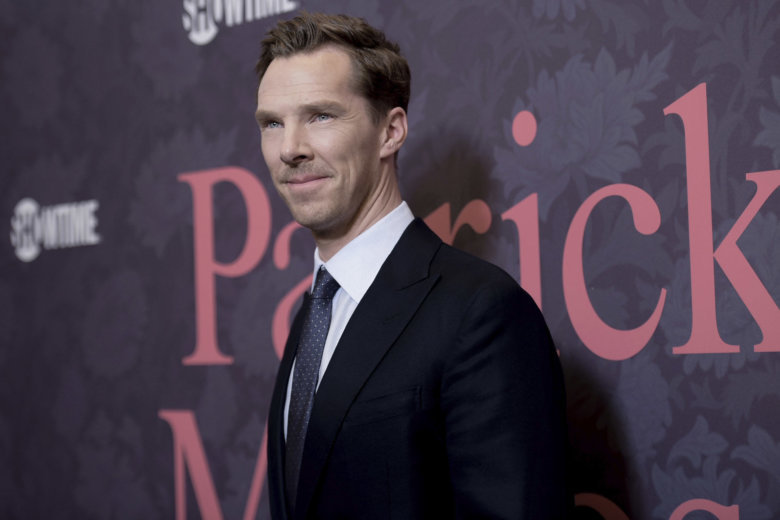 'I had to': Actor Benedict Cumberbatch rescues cyclist from muggers