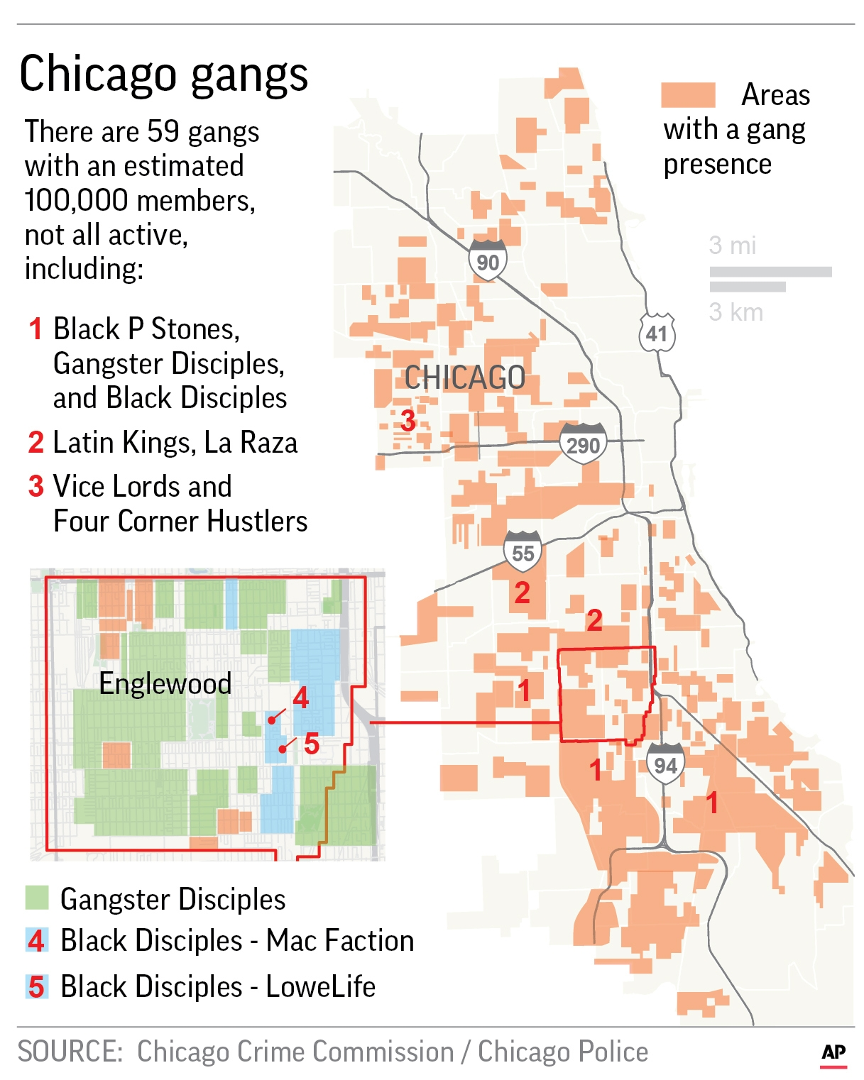 A look at today\'s Chicago gangs and how they\'ve changed | WTOP