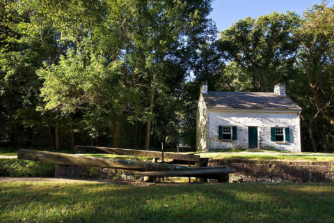 Experience DC area in a new way: Stay in historic C&O lockhouses