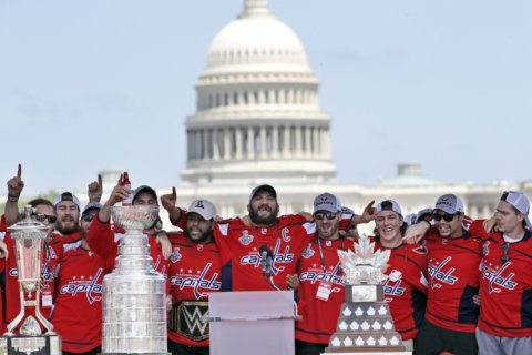 What we're thankful for in DC sports