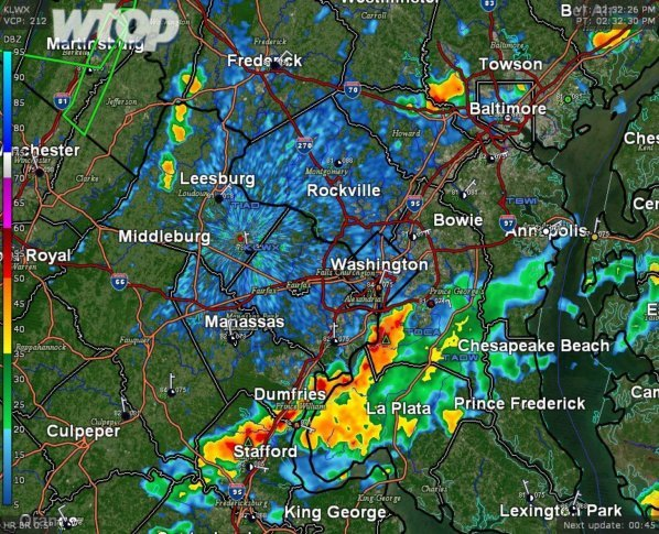 Flood Watches And Warnings In Force Across The Dc Region Wtop
