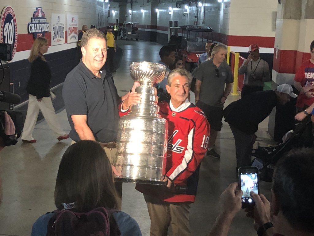 Ted Leonsis, Stanley Cup, Washington Capitals