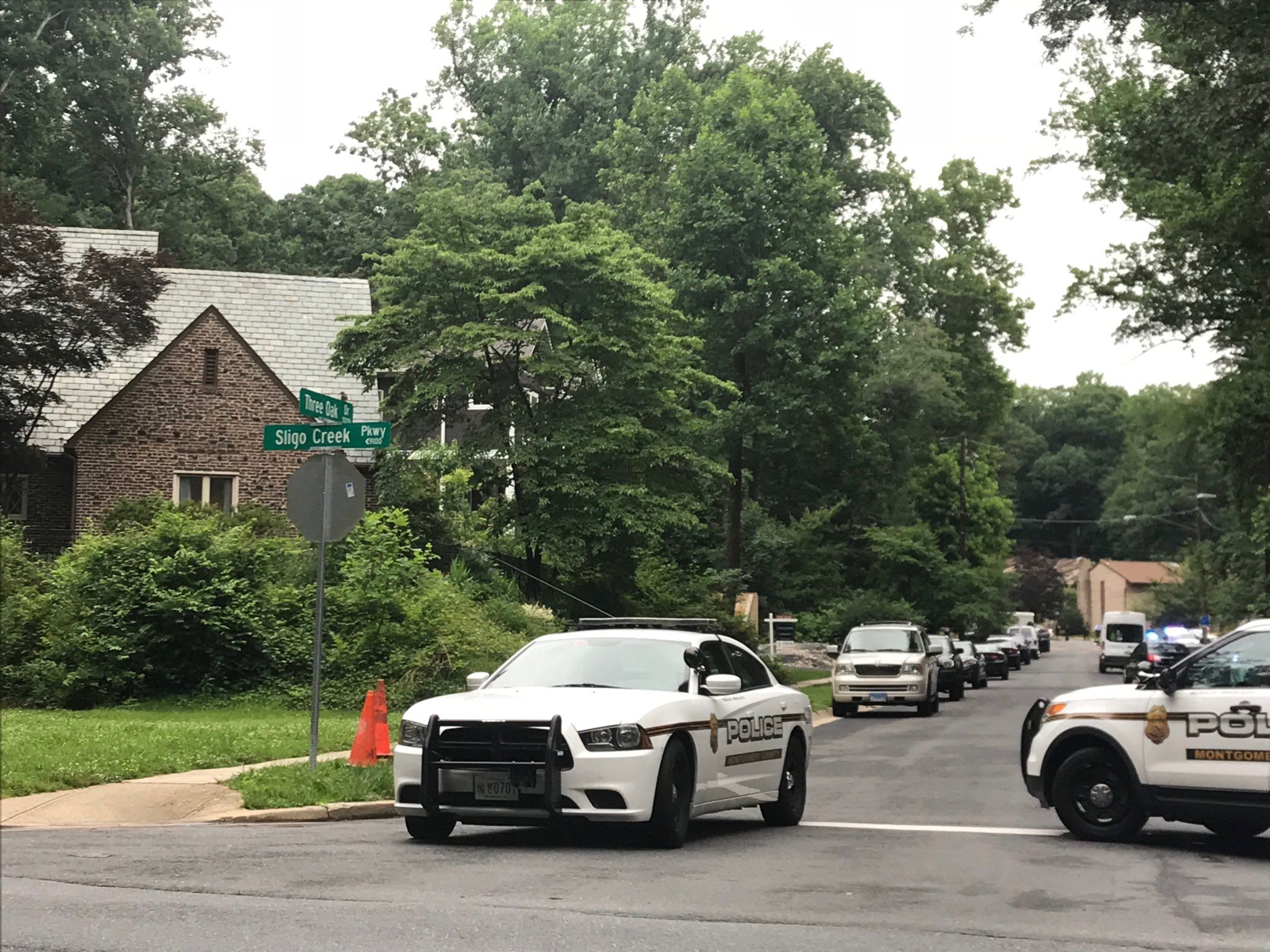 Montgomery Co  police officer shoots, kills man in Silver Spring | WTOP