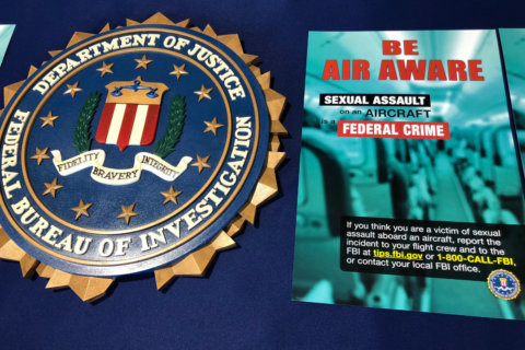 FBI warns about sexual assaults on airline flights