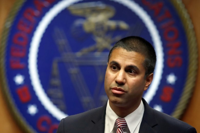 Man arrested for threatening to murder FCC chair's family